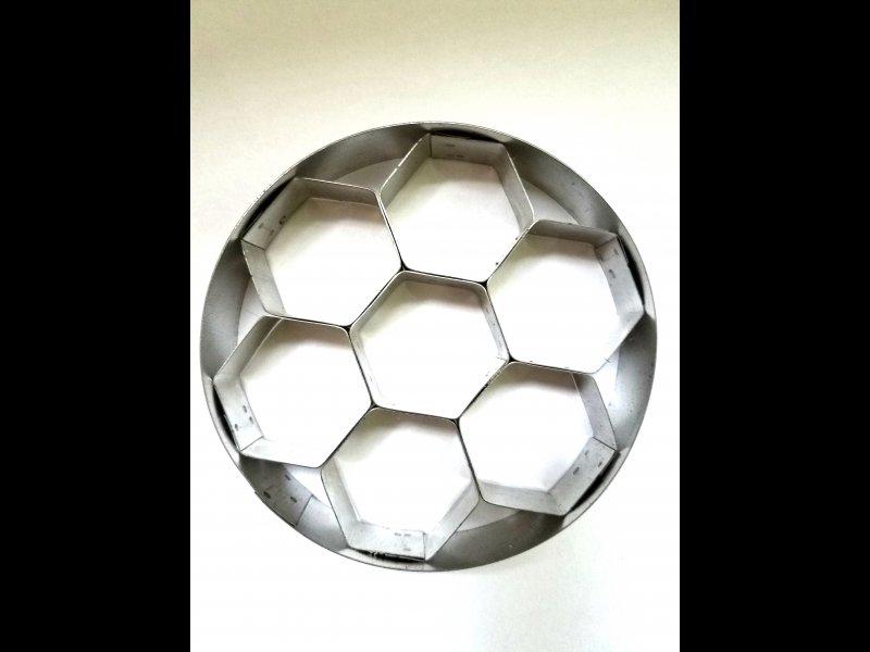 Cortante pelota con marcador mediano