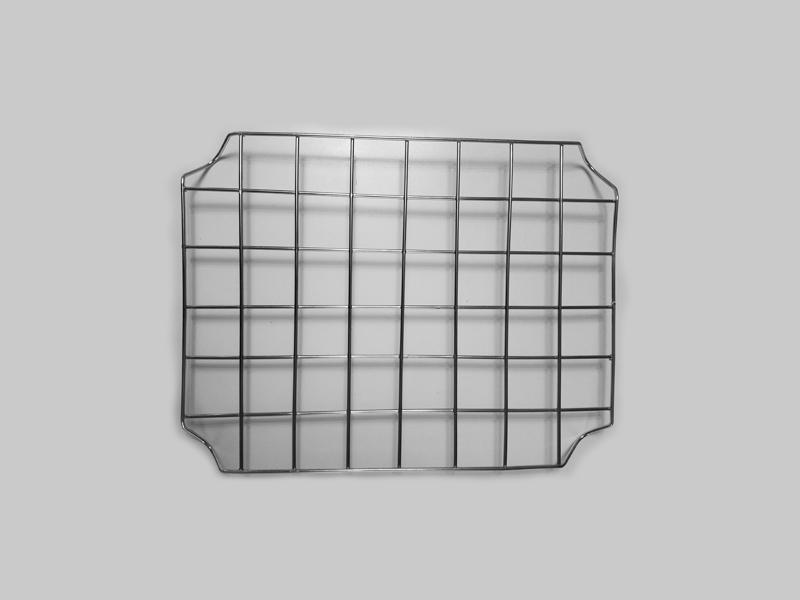 Rejilla cuadriculada  29 x 22 cm