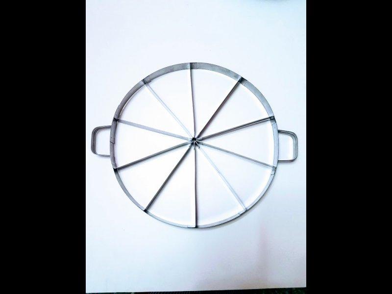 Marcador de porciones 28 cm